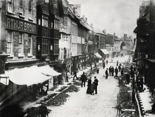 High Street 1902