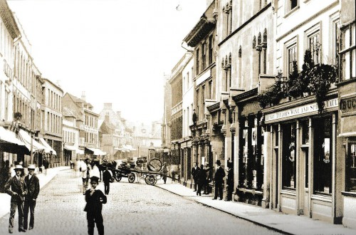 High Street 1880