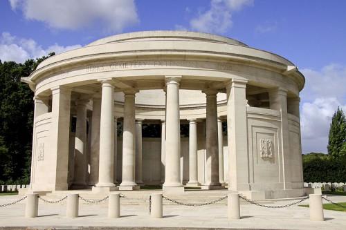 Ploegsteert Memorial, Belgium