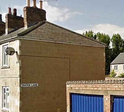Tenter Lane, Stamford