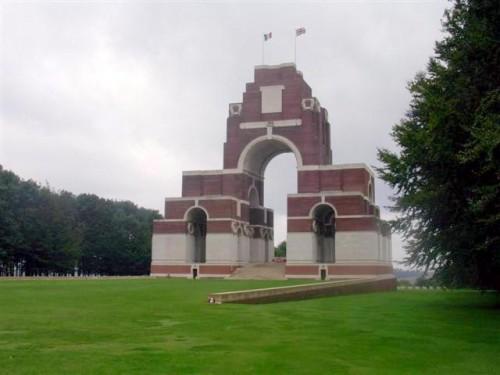 Thiepval Memorial, Picardy