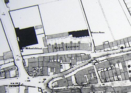 Hope's Terrace, East Street, Stamford