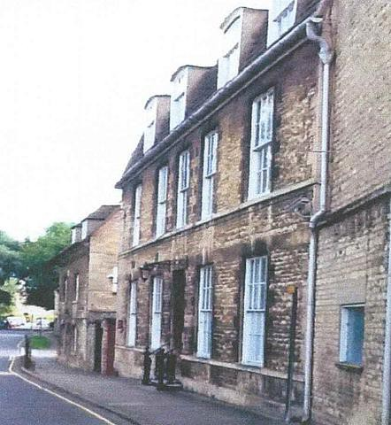 Welland House, Water Street, Stamford
