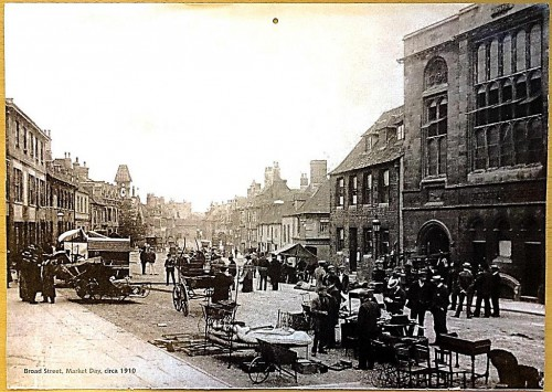 Broad Street 1911