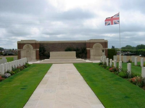 Aire Communal Cemetery, Pas de Calais