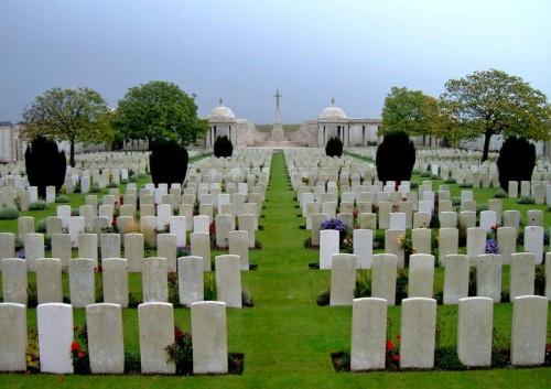 Loos Memorial, Pas de Calais, France