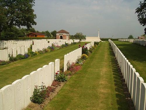 Outersteene Cemetery, Bailleul