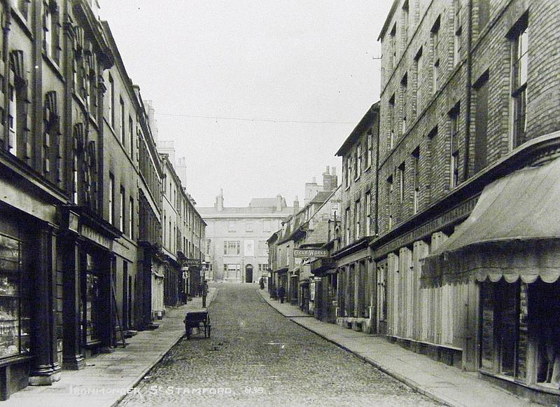 Ironmonger Street